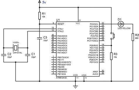 led clock circuit diagram led free engine image for user
