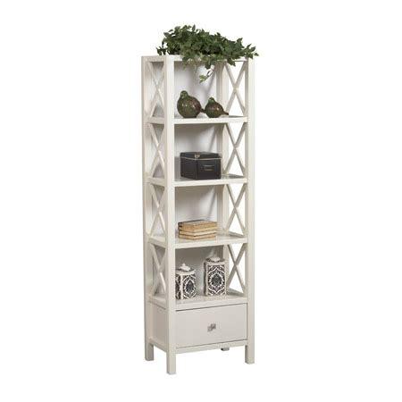 narrow bookcase white 86102c147 a kd u ln more