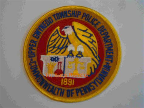 pa fish and boat commission authority sheriff and police patches