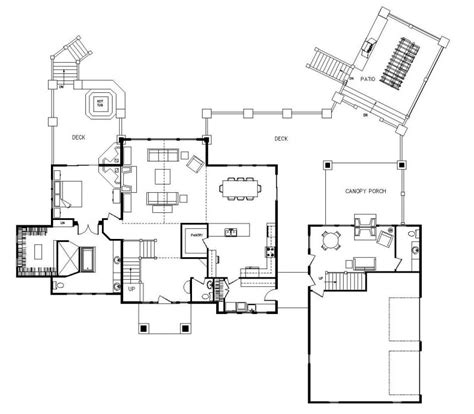 log homes floor plans st ii log homes cabins and log home floor plans