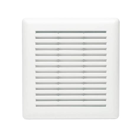 broan bathroom fan cover replacement nutone replacement grille for 695 and 696n bath exhaust