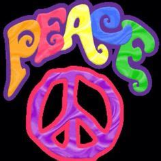 hippies peace  love images   hippie peace high road hippie chick