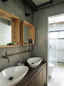 18 Deep Bathroom Vanity by Decorating Your Interiors With Copper Home Amp Decor Singapore