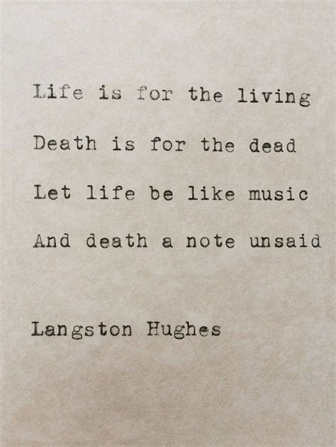 biography of langston hughes poems langston hughes typewriter poem life and death by