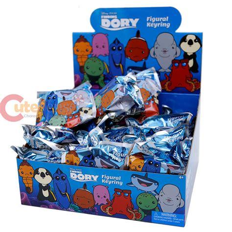 Disney Finding Dory Keychain disney finding dory key chain 3d foam figural key ring