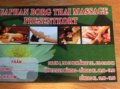 anders borg ludvika buaphan borg thai massage home facebook