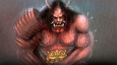 imagenes de criaturas mitologicas reales 8 criaturas mitolog 205 a japonesa m 225 s importantes youtube