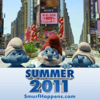 blue megavideo ninazaharin the smurfs 2011