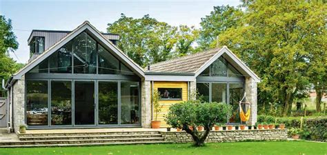 Country Style Homes With Open Floor Plans a remodelled 1970s bungalow homebuilding amp renovating