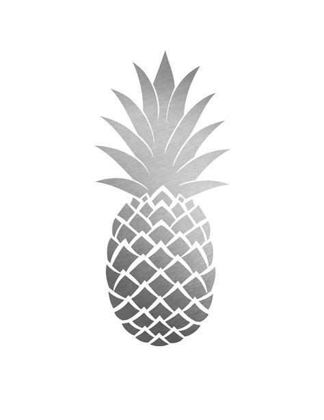 FREEBIES // PRETTY PINEAPPLE PRINTABLES - Oh So Lovely Blog