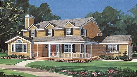 colonial farmhouse plans best 25 center colonial ideas on
