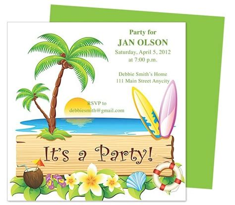 party invitation templates for pages pages invitation templates free the best letter sle
