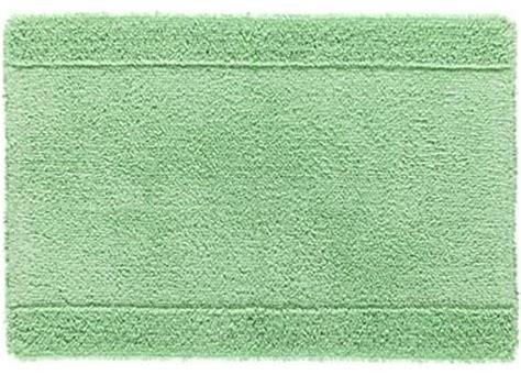mint bath rug reversible mint 24 quot x36 quot bath rug contemporary rugs by crate barrel