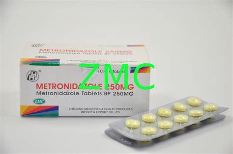 Metronidazol 500mg 10 S metronidazole tablets 250mg 500m antibiotic bp usp medicines