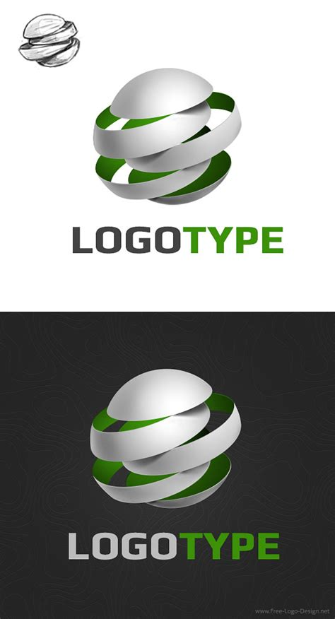 free 3d logo templates free 3d logo design template free logo design templates