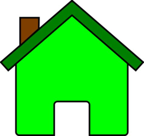 House Designs Free house cartoon clipart best