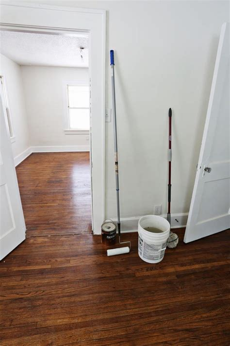 How To Refinish Wood Floors by How To Refinish Wood Floors 11 Cool Diys Shelterness