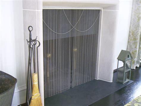 Fireplace Curtain Screens by Fireplace Curtain Screen Furniture Ideas Deltaangelgroup
