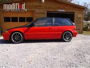 1990 Honda Civic Hatchback For Sale 1990 Honda Honda Civic Civic Ef For Sale