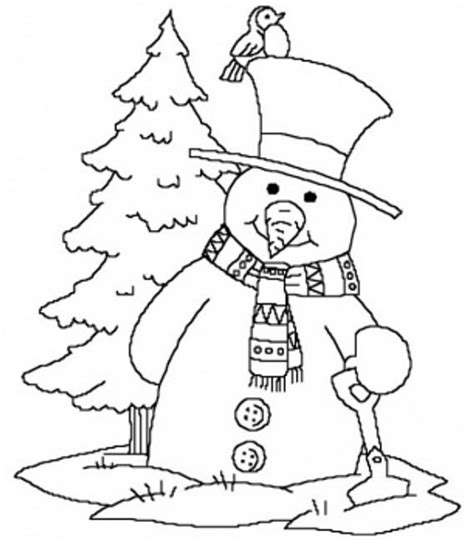 Printable Winter Coloring Pages Coloring Me Winter Coloring Page Printable