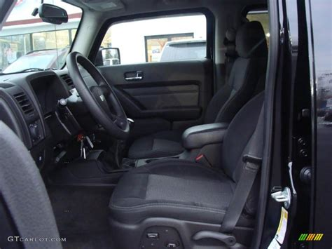 H3 Hummer Interior by 2009 Hummer H3 Standard H3 Model Interior Photo 43959620