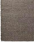 10 x 14 sweater rug chunky braided wool rug grey