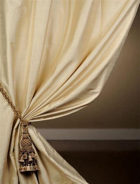 exclusive maplewood textured dupioni silk curtains