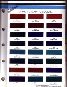 awlgrip color charts prince colors charts and color charts