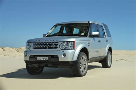 reviews of land rover land rover discovery 4 review caradvice