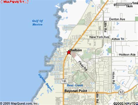 map of hudson florida hudson locksmith service florida fl locksmith