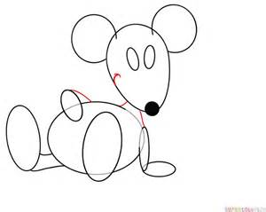 printable version nrl draw 2015 how to draw cartoon mouse step by step drawing tutorials