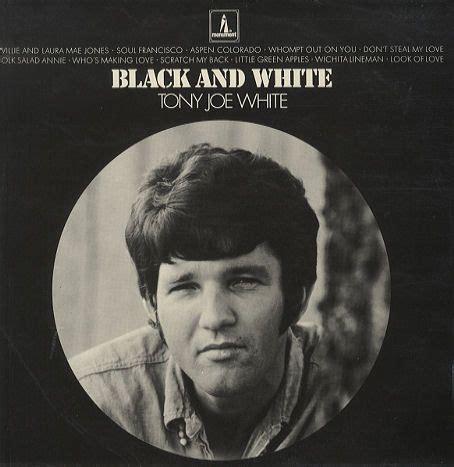 Kaos Lucky 24 Black White Lp 1 tony joe white black and white black and white album
