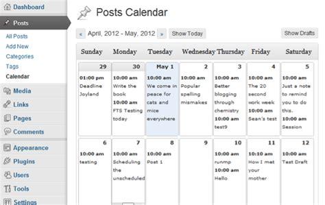 design world editorial calendar four handy wordpress plugins to improve your content marketing