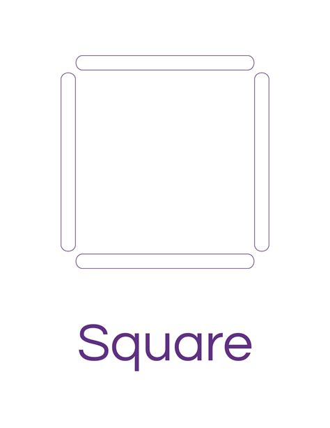 Popsicle Card Template by Popsicle Stick Square Template 171 Preschool And Homeschool