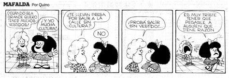 mafalda hoy muerdo nuevo formato comicalia mafalda cumple 51 a 241 os sumario en red