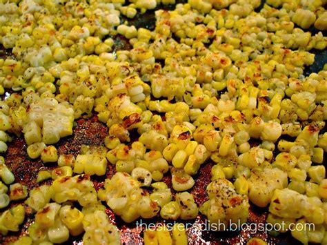 Roasted Corn the dish roasted corn
