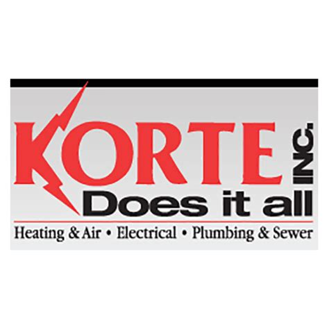 korte does it all inc in fort wayne in plumbers