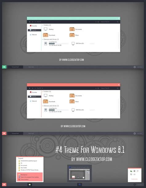themes for windows 8 1 2015 4 theme for windows 8 1 by cleodesktop on deviantart
