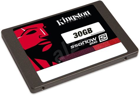 Disk Kingston kingston ssd 30gb ssdnow s200 ssd disk alza cz
