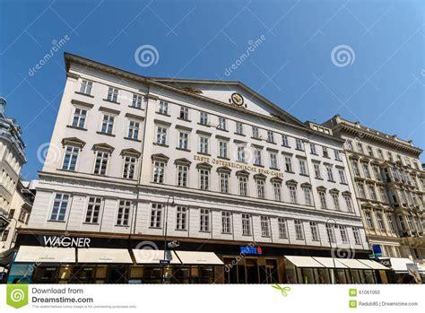 erste bank vienna erste bank ag in vienna editorial image image