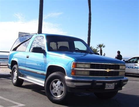 car owners manuals for sale 1992 chevrolet blazer instrument cluster 1992 chevy k 1500 full size blazer with silverado trim classic chevrolet blazer 1992 for sale