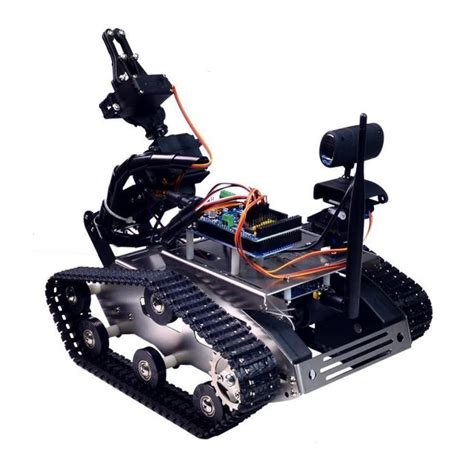 robot camara wifi robot car kit with ds wifi for arduino