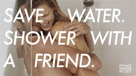 Save Water Shower With A Friend by Crackdown On Showers What S Really Going On