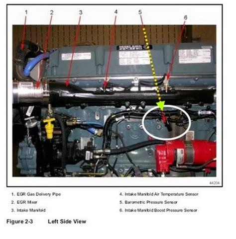 detroit engines series 60 sensor location detroit get