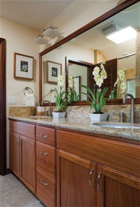 Love This Hawaiian Style Bathroom New Home Pinterest