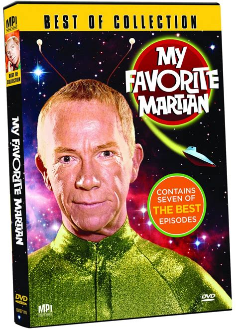 the martian series 1 best of my favorite martian the mpi home