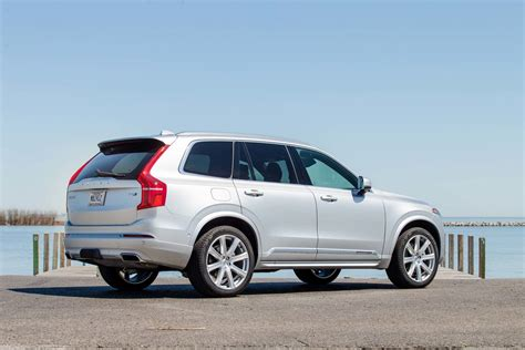 volvo xc90 2016 volvo xc90 awd review term arrival