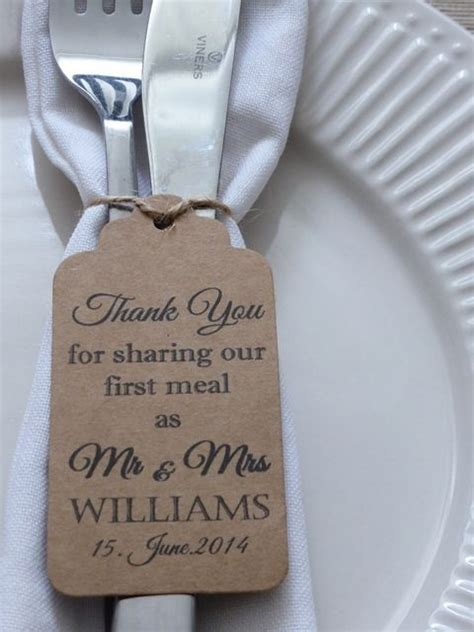25 best ideas about thank you tags on thank wedding thank you gifts wedding seeker