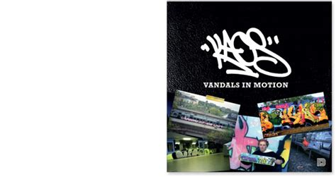 Kaos Try Me Yn Style media kaos vandals in motion book