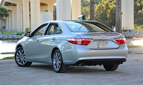 toyota camry 2015 2015 toyota camry driving impressions